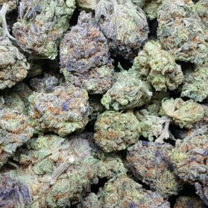 Blueberry Cough Marijuana Strain