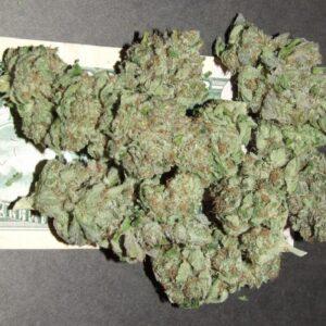 BC Kush Marijuana Strain