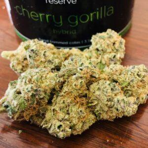 Cherry Gorilla Cannabis Strain