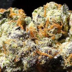 Chrome Cannabis Strain