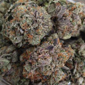 Purple Bubba Kush Strain