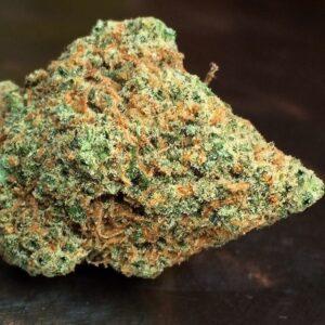 Super Green Crack Marijuana Strain