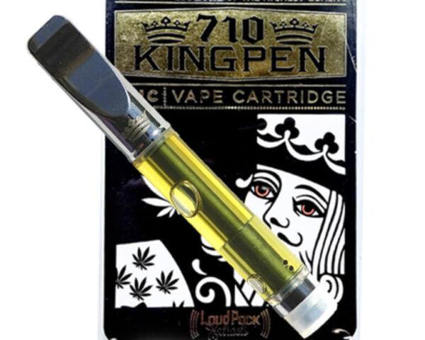 710 King Pen Vape-Oil-Cartridges