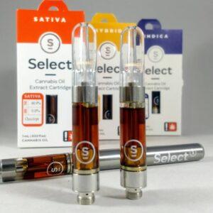 Select Harle Tsu C02 Oil Cartridge