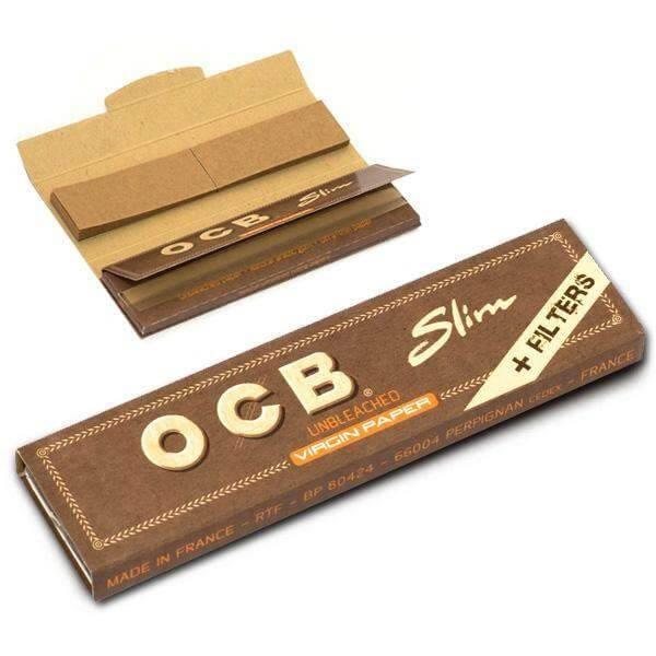 OCB Premium Gold Rolling Papers