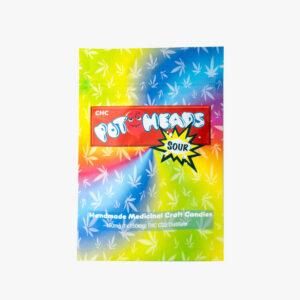 Pot-Head Sour Rainbow Candy