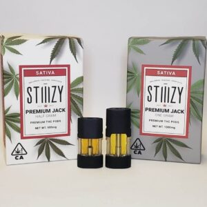 STIIIZY Premium THC Pod Cartridge