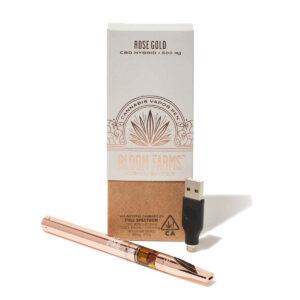 Rose Gold 500mg - Bloom Farms Cartridge