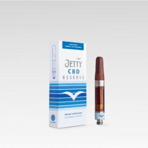 Jetty Extracts CBD Reserve Cartridges