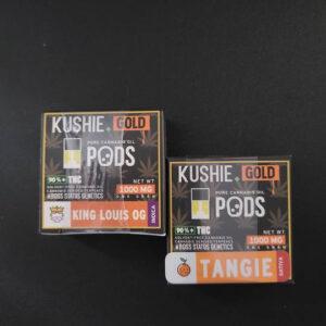Kushie Gold Pure Cannabis Oil UK