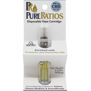 PureRatios Disposable Vape Cartridge UK