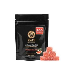 3Chi Delta 8 THC Gummies UK